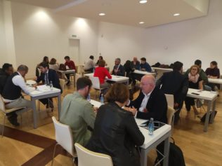 Encontro entre empresas dos sector TIC e empresas do Clúster da Comunicación