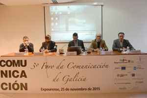 El Foro de la Comunicación de Galicia defiende la contratación de profesionales como inversión y no como gasto