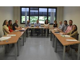 Primeira reunión do Comité asesor do 5º Foro da Comunicación de Galicia