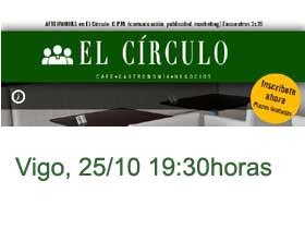 """Afterwork: """"RC Celta: o clube como empresa. Desafíos na área do marketing"""" en Vigo"""