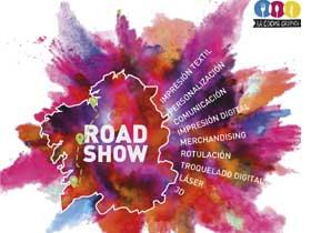 I Road Show da Cociña Gráfica