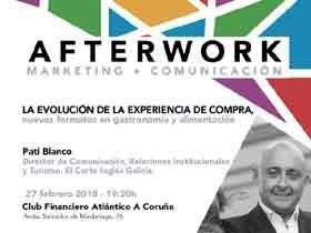 Afterwork: A evolución da experiencia de compra
