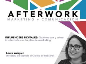 Afterwork: Influencers dixitais