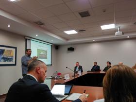 Conferencia na Confederación de Empresarios de Pontevedra