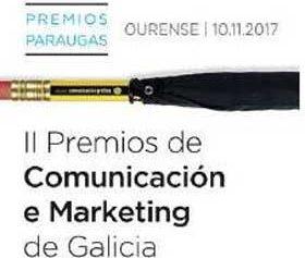 Falláronse os II Premios da Comunicación e do Marketing de Galicia