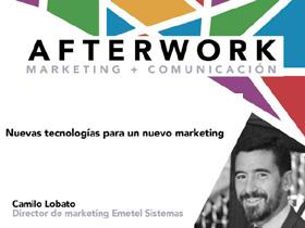 Afterwork: Novas tecnoloxías para un novo marketing