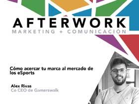 Afterwork: Gamerswalk: A plataforma que achega os eSports ás marcas