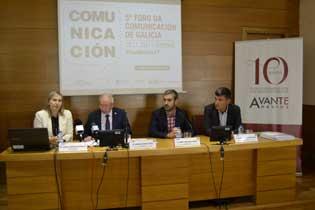Presentación 5º Foro da Comunicación e do Marketing de Galicia