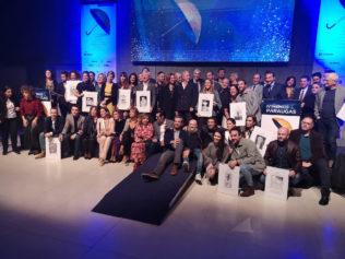 Gala dos Premios Paraugas 2019